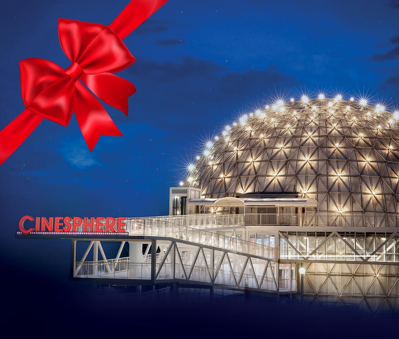 Propositions pour l'exposition Lumière en hiver, match de soccer diffusé à la Cinésphère, et bien plus encore!